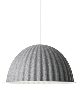 Muuto - Pendants - Under The Bell - Dark Grey