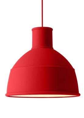 Muuto - Pendants - Unfold Pendant - Dusty Red