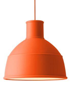 Muuto - Pendants - Unfold Pendant - Orange