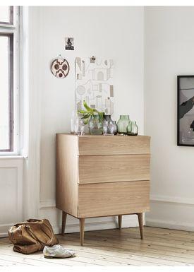 Muuto - Sideboard - Reflect Drawers - Oak Wood