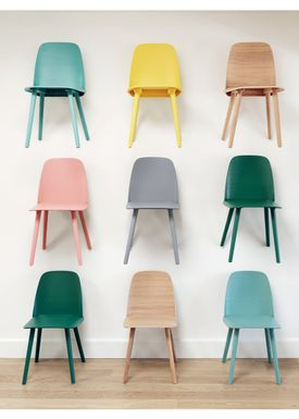 Muuto - Chair - Nerd Chair - Oak