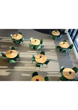 Muuto - Chair - Nerd Chair - Green