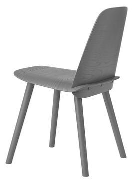 Muuto - Chair - Nerd Chair - Dark Grey