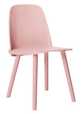 Muuto - Chair - Nerd Chair - Rose