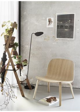 Muuto - Chair - Visu Lounge Wood - Green