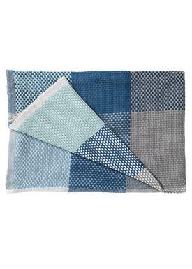 Muuto - Carpet - Loom Blanket - Blue