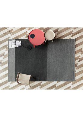 Muuto - Carpet - Varjo Rug - Grey