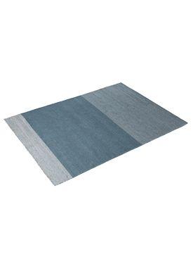 Muuto - Carpet - Varjo Rug - Blue