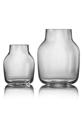 Muuto - Vase - Silent Vase - Small - Grey