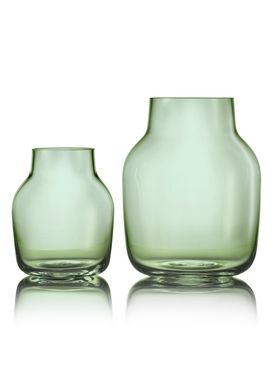 Muuto - Vase - Silent Vase - Small - Green