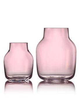 Muuto - Vase - Silent Vase - Small - Rose