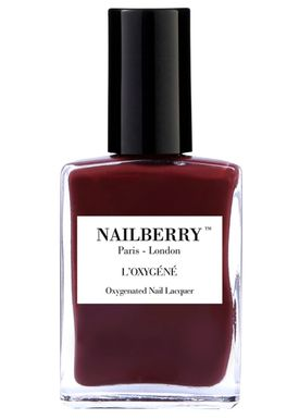 NAILBERRY - Nail Polish - L´oxygéné - Dial M for Maroon