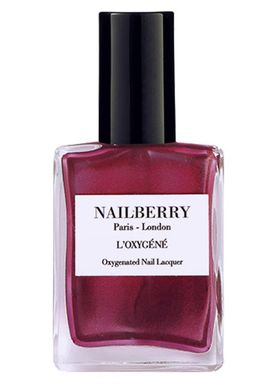 NAILBERRY - Nail Polish - L´oxygéné - Mystique Red