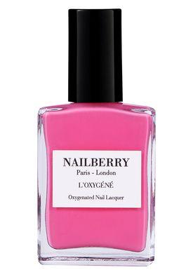 NAILBERRY - Neglelak - L´oxygéné - Pink Tulip