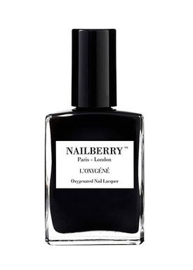 NAILBERRY - Nail Polish - L´oxygéné - Black Berry