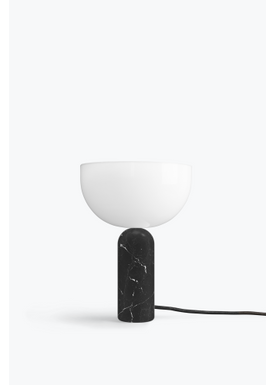 New Works - Table Lamp - Kizu Table Lamp of Lars Tornøe - Black small