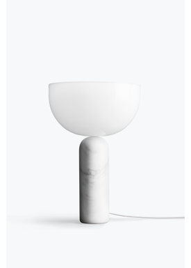 New Works - Table Lamp - Kizu Table Lamp of Lars Tornøe - White large