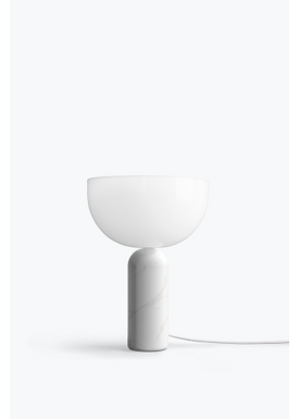 New Works - Table Lamp - Kizu Table Lamp of Lars Tornøe - White small