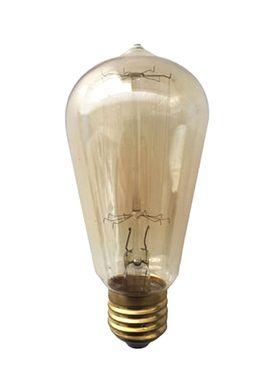New Works - Bulb - Edison Antique Light Bulb - Antique