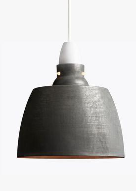 New Works - Pendants - Hang On Honey - Oxidized Aluminium