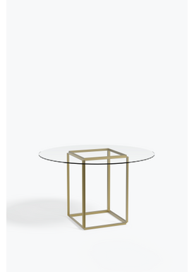 New Works - Dining Table - Florence Dining table - Rå guld