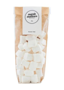 Nicolas Vahé - Marshmallow - Marshmallows - Tutti White