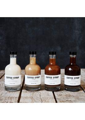 Nicolas Vahé - Syrup - Coffee Syrup - Hazelnut