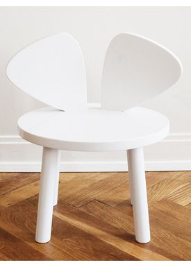 NOFRED - Mat - Mouse Chair - White