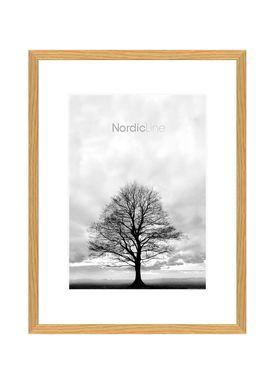 Nordic Line - Frames - Slim - Solid - Wood - Oak / A3
