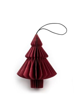 Nordstjerne - Christmas Ornaments - Christmas Paper - Red - Scoop