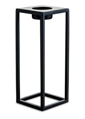 Nordstjerne - Candlestick - Basic T-light Holder - XLarge - Black