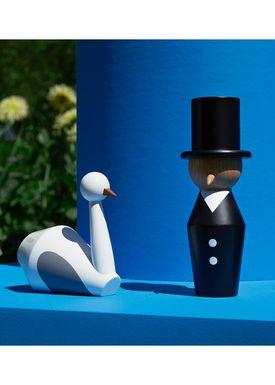 Normann Copenhagen - Figure - Tale Figurines - Small - Swan