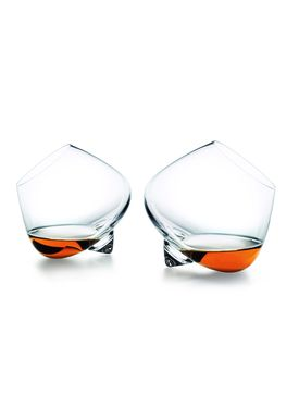 Normann Copenhagen - Glass - Cognac Glass - Clear