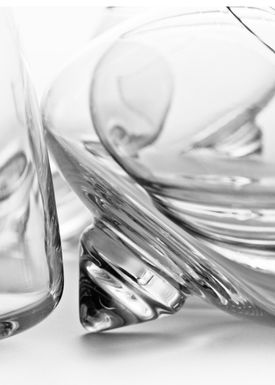 Normann Copenhagen - Glass - Liquer Glass - Clear