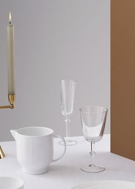 Normann Copenhagen - Glass - Banquet Glasses - Champagne Glass