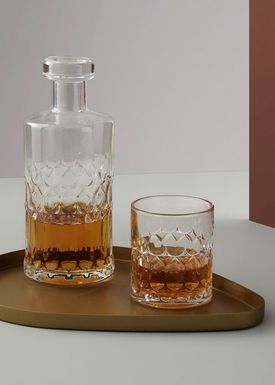 Normann Copenhagen - Glass - Spirit Glasses - Spirit Glasses 9cl