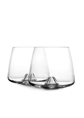 Normann Copenhagen - Glass - Whiskey Glass - Clear