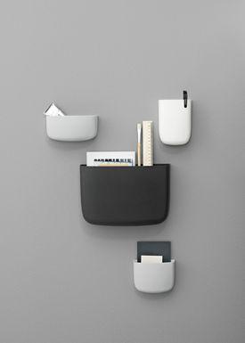 Normann Copenhagen - Shelf - Pocket Organizer - No. 1 - Black