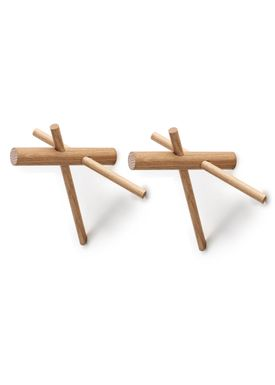 Normann Copenhagen - Hooks - Sticks - Nature