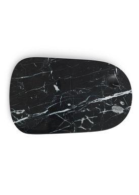 Normann Copenhagen - Plade - Peppel Board - Black - Small