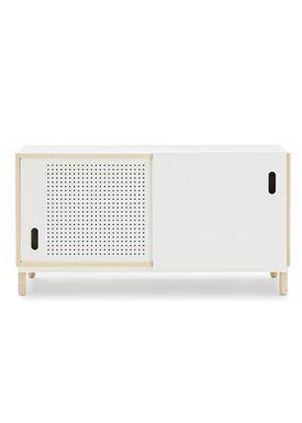 Normann Copenhagen - Sideboard - Kabino Sideboard - White
