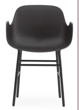 Normann Copenhagen - Chair - Form Chair - Black/Black
