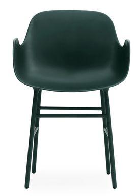 Normann Copenhagen - Chair - Form Chair - Green/Green