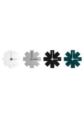 Normann Copenhagen - Watch - Watch Me Wall Clock - Grey