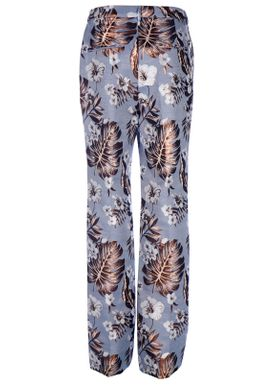 Paul & Joe Sister - Pants - Picasso - Light Blue Pattern