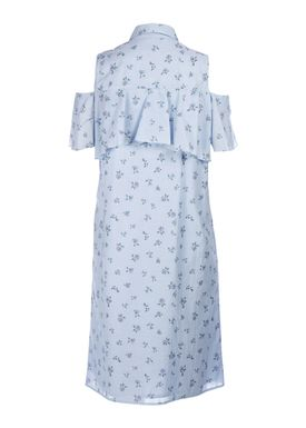 Paul & Joe Sister - Dress - Arlesia - Light Blue w. Pattern