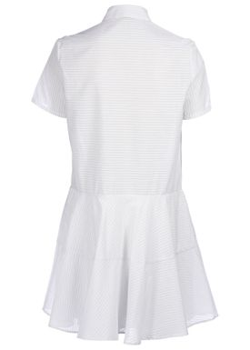 Paul & Joe Sister - Dress - Claudine - White/Light Blue Stripe