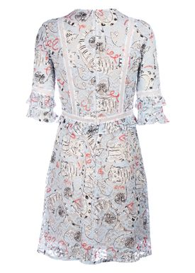 Paul & Joe Sister - Dress - Garance - Light Blue Lace