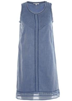 Paul & Joe Sister - Dress - Romysh - Light Blue Denim