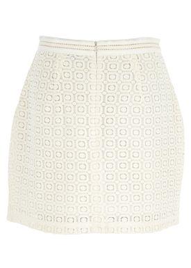 Paul & Joe Sister - Skirt - Douceur - Cream